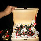 Treasure chest Pixie I Wedding favors &amp; Handfasting by INma Gallego Gmez - Pastrana