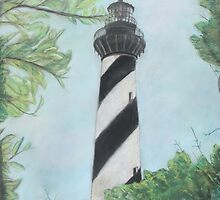 Cape Hatteras Light by cathycnyrs