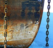 The Old Bow n Chains by Heather Crough