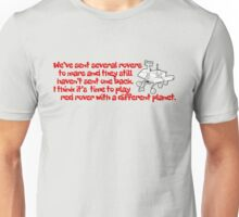 Red Rover Unisex T-Shirt