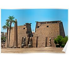 Luxor Temple2. Poster