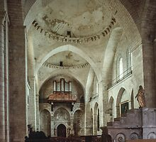 C17 reconstruction of Church Souillac 198402270048 by Fred Mitchell