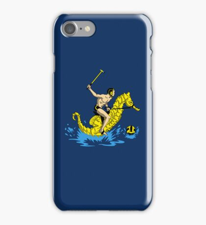 Real Water Polo iPhone Case/Skin