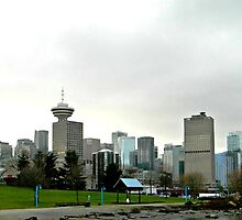Vancouver, B.C. by kchase
