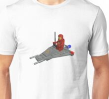 Lego Space Scooter (photo-realistic) Unisex T-Shirt