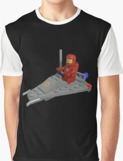 Lego Space Scooter (photo-realistic) Graphic T-Shirt
