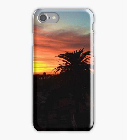 California Sunset iPhone Case/Skin