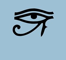 Eye of Horus (Black) Unisex T-Shirt