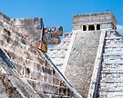 Lost - Chichen Itza Temples - Wonder of the World by Mark Tisdale