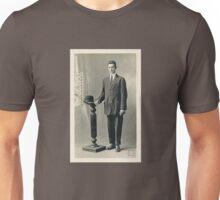 Tall man Artura real photo postcard Unisex T-Shirt