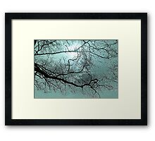 Blue Danube'... Framed Print