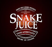 Snake Juice: The Connoisseur's Juice by Hume Creative