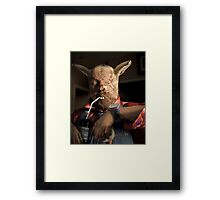 Is it Easter yet? Framed Print