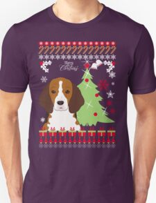 Beagle Christmas Sweater T-Shirt