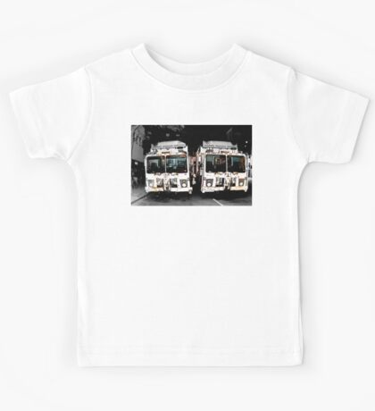 Sanitation Manhattan Twins Kids Tee
