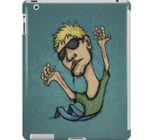 Squeeze From The Bottom iPad Case/Skin
