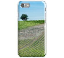 Vines with tree iPhone Case/Skin