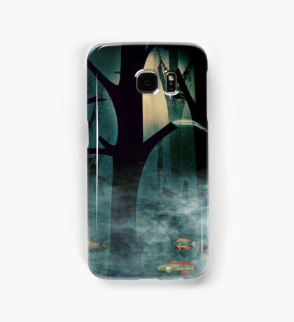 The Woods at Night Samsung Galaxy Case/Skin