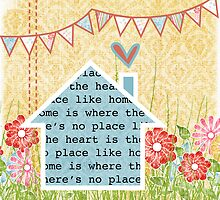 Our Place Print by David & Kristine Masterson