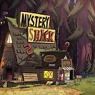 Mystery Shack by MacLeod