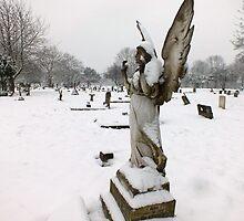 Angel III by Ludwig Wagner