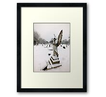 Angel III Framed Print