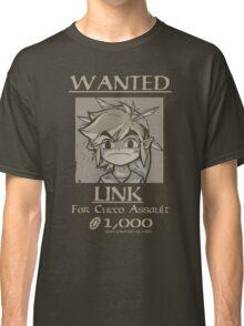 Wanted - Cucco Assault Classic T-Shirt