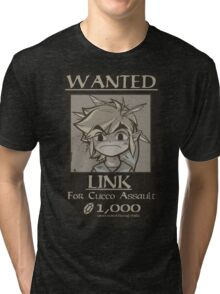 Wanted - Cucco Assault Tri-blend T-Shirt