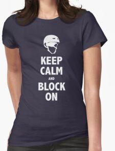 Block On Shirt T-Shirt