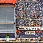 Brick Lane E1 - HDR by Colin J Williams Photography