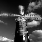 Pakenham Windmill,Suffolk,England by Suffolk Photography