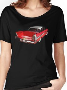 Christine - Plymouth Fury Women's Relaxed Fit T-Shirt