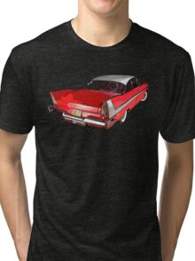 Christine - Plymouth Fury Tri-blend T-Shirt
