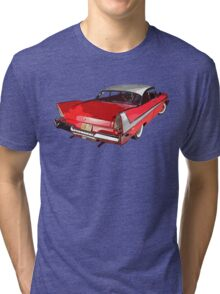 Christine - Plymouth Fury Tri-blend T-Shirt