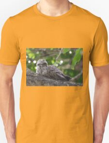 Guess Who Went Out On A Branch T-Shirt