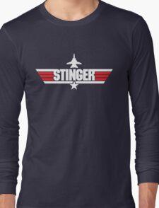 Custom Top Gun Style - Stinger Long Sleeve T-Shirt