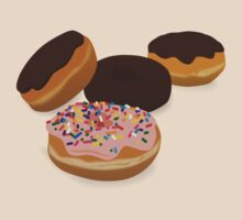 Donuts! Shirt by David & Kristine Masterson