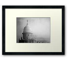 The Vantage Point Framed Print