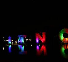 Celebrating Canberra 100th Birthday by Kym Bradley