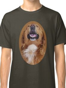 ✌☮I'M LAUGHTING LIKE NOBODYS LOOKIN DOG TEE SHIRT ✌☮  Classic T-Shirt