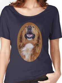 ✌☮I'M LAUGHTING LIKE NOBODYS LOOKIN DOG TEE SHIRT ✌☮  Women's Relaxed Fit T-Shirt