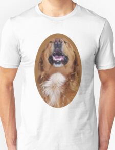 ✌☮I'M LAUGHTING LIKE NOBODYS LOOKIN DOG TEE SHIRT ✌☮  T-Shirt