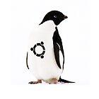 """""""Ubuntu"""" Penguin tattoo by derekTheLair"""