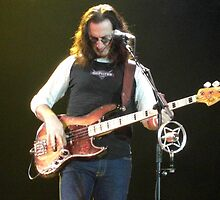 Geddy Lee by Wayne Gerard Trotman