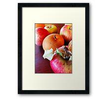 179/365 fruitful Framed Print