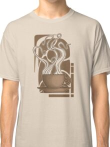 Coffee Nouveau Classic T-Shirt
