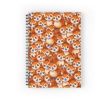 Pepe Love Spiral Notebook