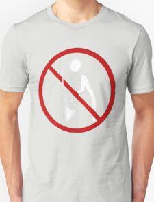 No Washing Hands Unisex T-Shirt