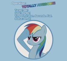 Operation: TOTALLY AWESOME by tyko2000