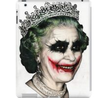 Jokerqueen iPad Case/Skin